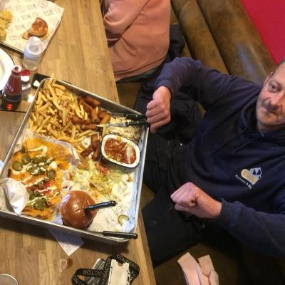 David Smith Failed The Ultimate Burger Challenger